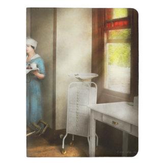 Dentiste - le patient est une vertu 1920 très grand carnet moleskine