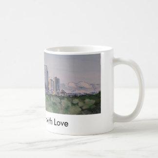 DenverSkyLine, de Denver avec amour Mug