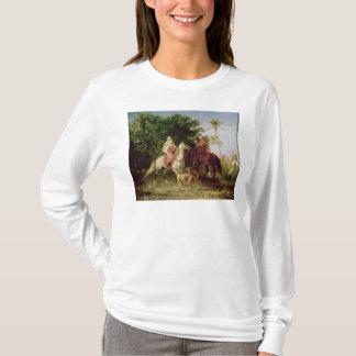 Départ pour la chasse t-shirt
