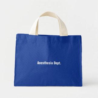 Département d'anesthésie sac fourre-tout