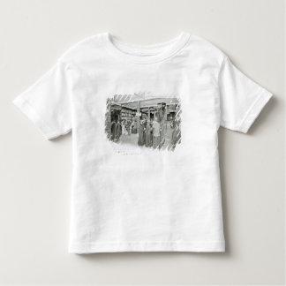 Département de disposition de Harrods, c.1901 T-shirt Pour Les Tous Petits