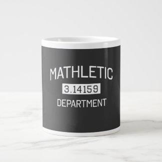 Département de mathématiques mug extra large