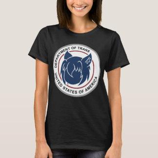 Département de TraaTan de T-shirt de logo de