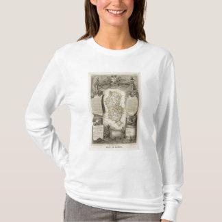 Département du le Rhône T-shirt