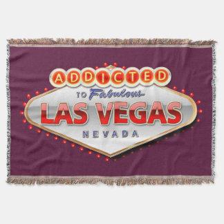 Dépendant signe drôle à Las Vegas, Nevada Couverture