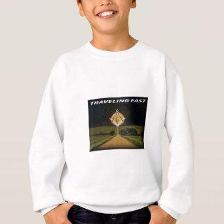Déplacement à l'est sweatshirt