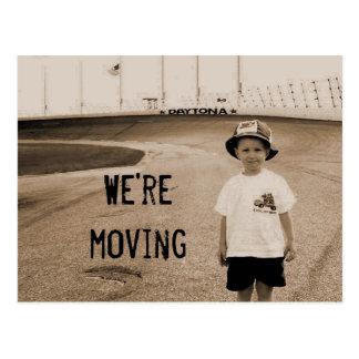 Déplacement de Daytona Carte Postale