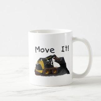 Déplacez-le ! mug