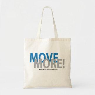 Déplacez plus de sac !