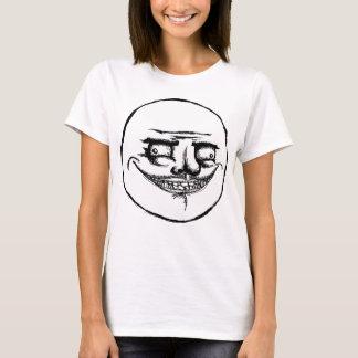 Déplaisant je Gusta - T-shirt de spaghetti de