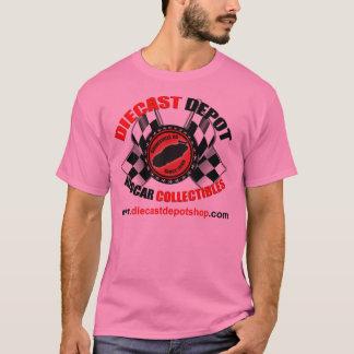 DÉPÔT COULÉ SOUS PRESSION - T-shirt d'objet de