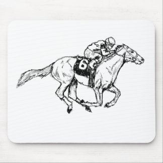 Derby je le Kentucky Tapis De Souris