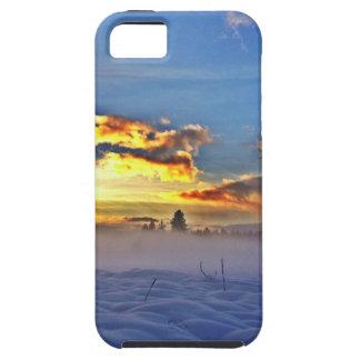 Dérive de neige coques iPhone 5