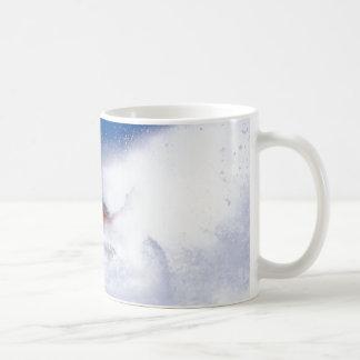 Dérive de neige mug
