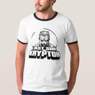 Dernier fils de Superman du krypton T-shirt