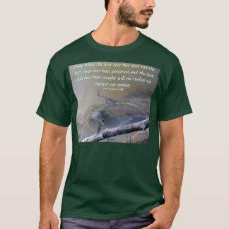Dernier T-shirt de rivière