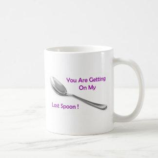 Dernière cuillère mug