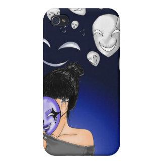 Derrière la peau de l iPhone 4 de masque Étui iPhone 4