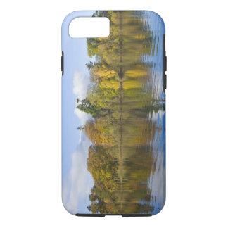 Derwentwater, secteur de lac, Cumbria, Angleterre Coque iPhone 8/7