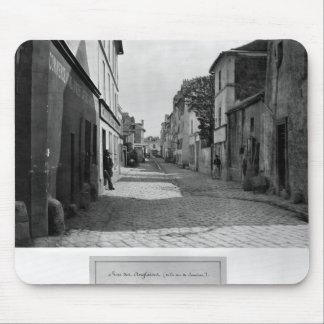 DES Anglaises de rue, de rue de Lourcine, Paris Tapis De Souris