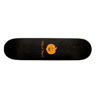 Des bonbons ou un sort ? skateboard