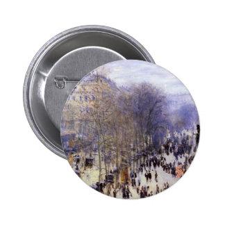 DES Capucines par Claude Monet, beaux-arts de Badge