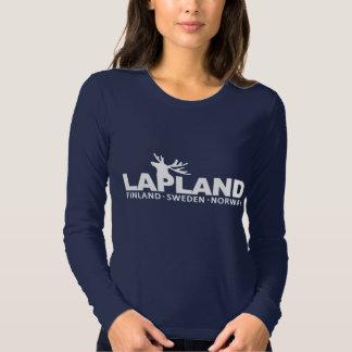 Des chemises de la LAPONIE - choisissez le style T-shirts
