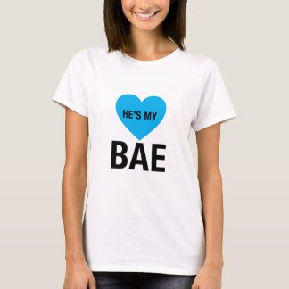 Des couples il est mon T-shirt de Bae