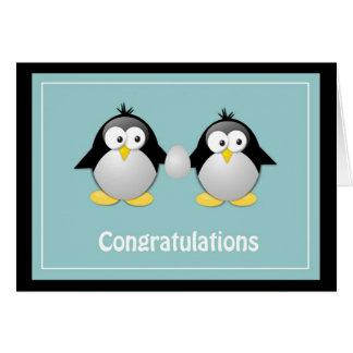 Des félicitations, vous vous attendez à la salutat cartes de vœux
