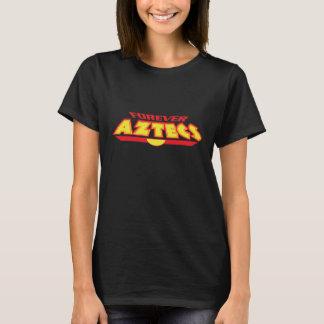 Des femmes le T-shirt aztèque pour toujours