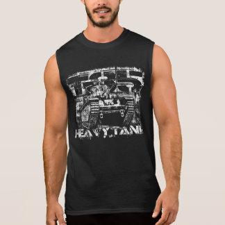 Des hommes T-35 T-shirt sans manche du coton ultra