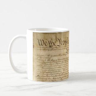 Des libertés constitutionnelles des USA - sachez Mug