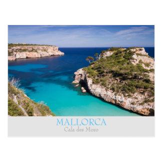 DES Moro de Majorque - de Cala avec la carte