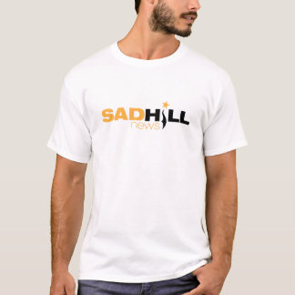 Des nouvelles tristes de colline j'ai croisé le t-shirt