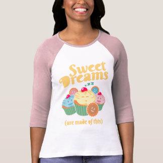Des rêves doux sont faits de… petits gâteaux et t-shirt