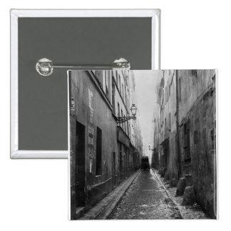 DES Vertus de rue, de rue Phelippeaux, Paris Badges