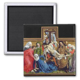 Descente de la croix, c.1435 aimant