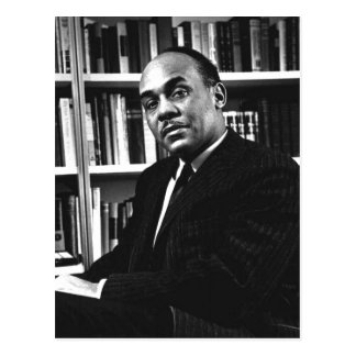 Description Ralph Ellison, auteur remarquable et Carte Postale