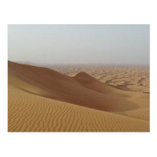 Désert, Dubaï Carte Postale