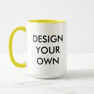 Desing votre propre tasse combinée personnalisée