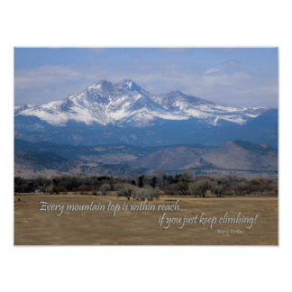 Désire ardemment la photo maximale du Colorado Poster