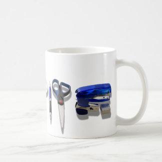 DeskSet050609Shadows Mug