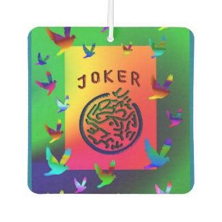 Désodorisant Pour Voiture Le joker rêve le parfum d'ambiance