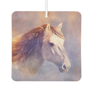 Désodorisant Pour Voiture Portrait de cheval