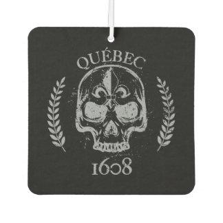 Désodorisant Pour Voiture Rafraichisseur d'air auto Québec DEHORS COUILLARD