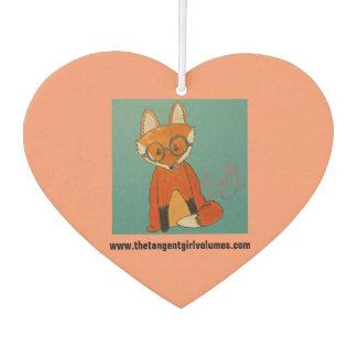 Désodorisant Pour Voiture Refraîchissant de Fox de Betty (formes