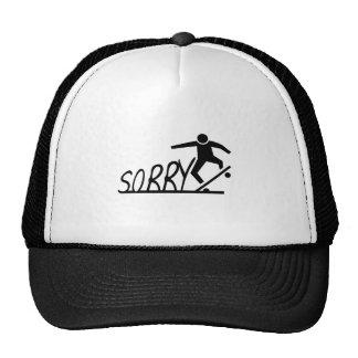 désolé casquettes de camionneur