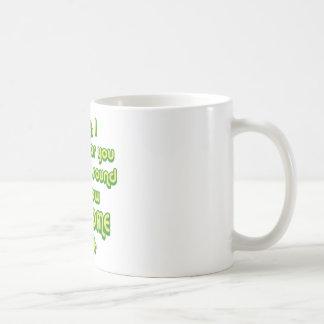 Désolé, je ne peux pas vous entendre au-dessus du mug