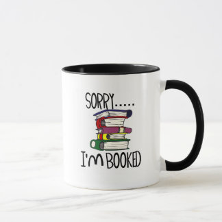 Désolé… je suis T-shirts et cadeaux réservés Mug