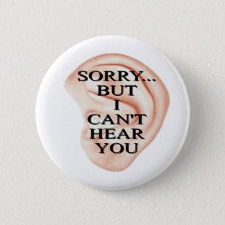 désolé mais moi ne peut pas vous entendre badges